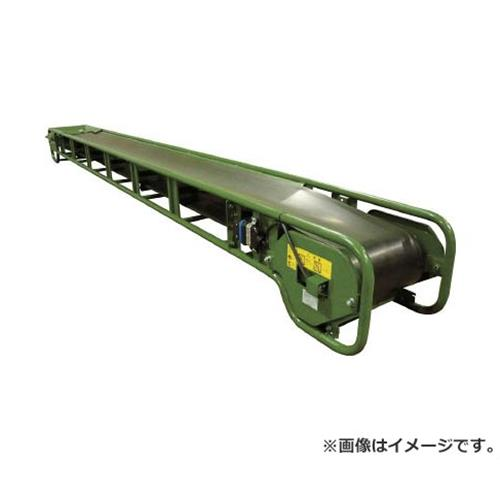 KYC バラ物用コンベヤ350幅 機長5m プレートキャリア式 KMTA355 [r22]