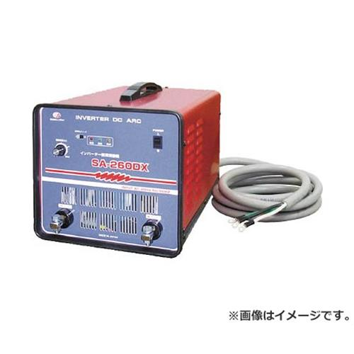 スワロー 電機 インバーター直流溶接機 単相200V SA260DX [r20][s9-910]