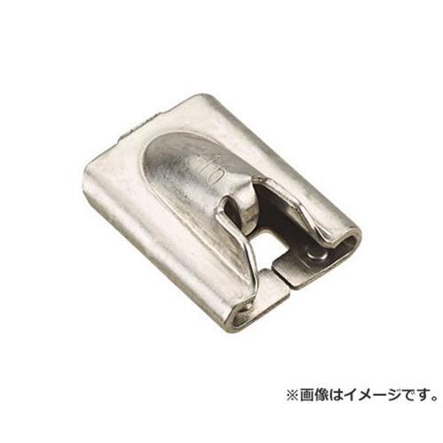 パンドウイット フルコーティング長尺ステンレスバンド用ヘッド SUS316 MTHCHC316 100個入 [r20][s9-910]