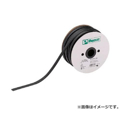 パンドウイット スーパーネットチューブ(ほつれ防止タイプ) 黒 SE50PSCCR0