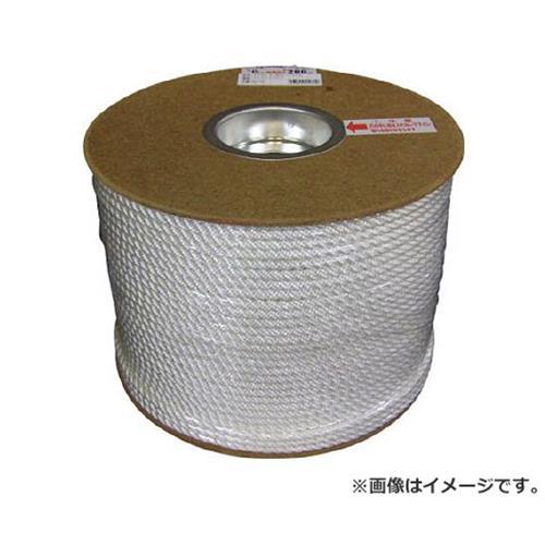 ユタカ ナイロン3打ロープドラム巻 6φ×200m PRJ10 [r20][s9-910]