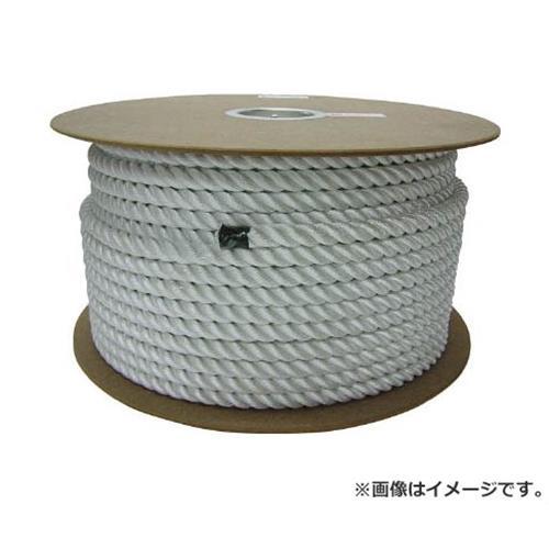 ユタカ ナイロン3打ロープドラム巻 16φ×100m PRJ16 [r20][s9-920]