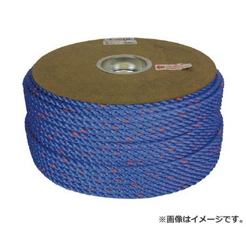 ユタカ タストンロープ ブルー ドラム巻 9φ×150m 青 PRVP52 [r20][s9-910]