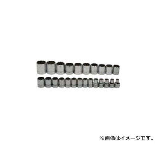 WILLIAMS 1/2ドライブ ソケットセット 12角 24個 JHWMSS24RC [r20][s9-910]