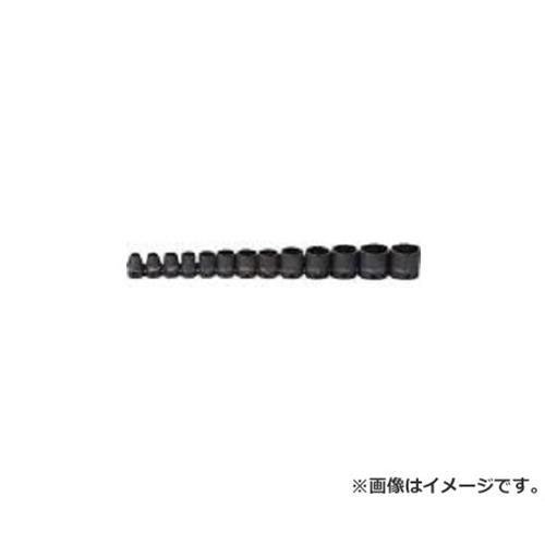 WILLIAMS 3/8ドライブ ソケットセット 12角 インパクト 13個 JHW36923 [r20][s9-910]