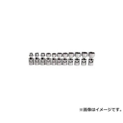 WILLIAMS 3/8ドライブ ユニバーサルソケットセット 11個 ミリ JHW31939 [r20][s9-831]