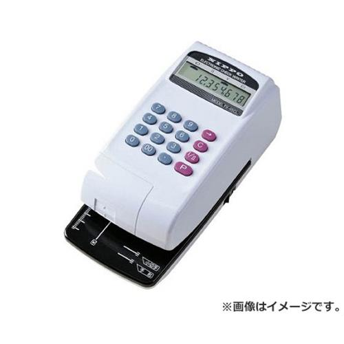 ニッポー 電子チェックライター充電式/コードレス機能付 FX45CL [r20][s9-910]