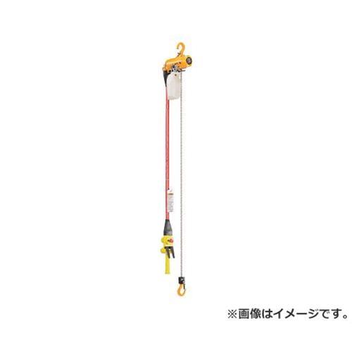 キトー エアホイスト懸垂形(単体:ペンダント方式)標準揚程3m TCRH03PS [r22]