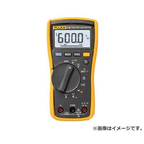 FLUKE 真の実効値マルチメーター 115 [r20][s9-910]