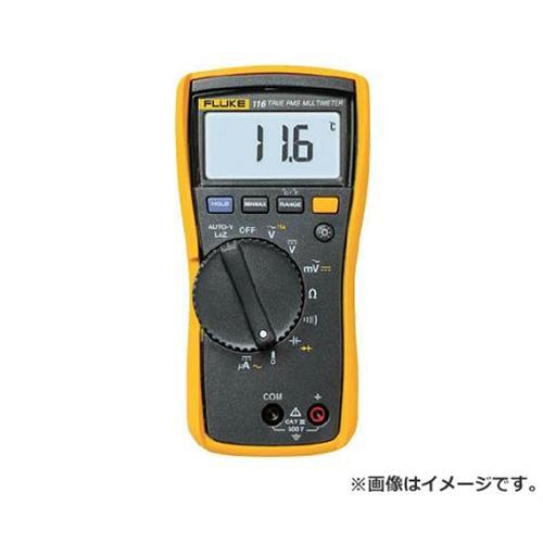 FLUKE 電気設備用マルチメーター 116 [r20][s9-910]
