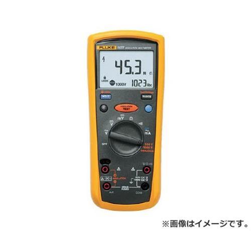 FLUKE デジタル・マルチメーター付絶縁抵抗計(2レンジ) 1577 [r20][s9-910]