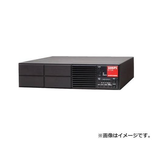 SANUPS UPS本体(2KVA(1.4KW)5分 AC100-120V) E11A202B001 [r22]