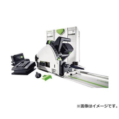 FESTOOL コードレス丸ノコ TSC 55 REB-Li 5.2Ah Set 561737J [r20][s9-910]