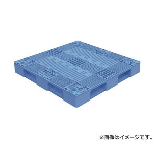 TRUSCO マルチステージコンテナ メッシュ 3段 1100X1100 青 TMSCM1111B [r21][s9-930]