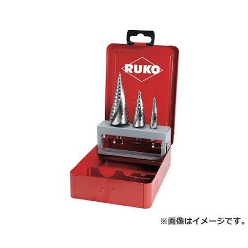 RUKO 2枚刃スパイラルステップドリル 28mm ハイス 101058 [r20][s9-820]