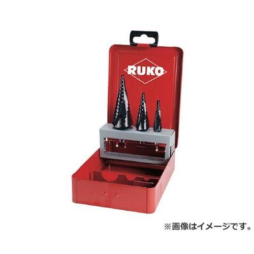 RUKO 2枚刃スパイラルステップドリル 39mm チタンアルミニウム 101056F [r20][s9-910]