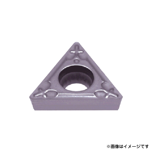 タンガロイ 旋削用G級ポジTACチップ CMT NS9530 TPGT16T30801 ×10個セット [r20][s9-910]