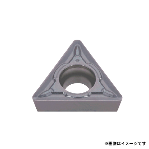 タンガロイ 旋削用M級ポジ TACチップ AH630 TPMT090208PM ×10個セット [r20][s9-820]