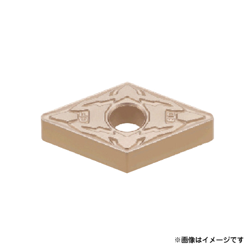 タンガロイ 旋削用M級ネガTACチップ DNMG150404CF ×10個セット (T5105) [r20][s9-910]