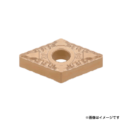 タンガロイ 旋削用M級ネガTACチップ CMT GT9530 DNMG150404ZF ×10個セット [r20][s9-830]