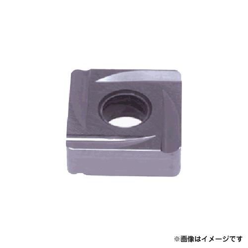 タンガロイ 旋削用G級ネガTACチップ SNGG090304LB ×10個セット (X407) [r20][s9-910]