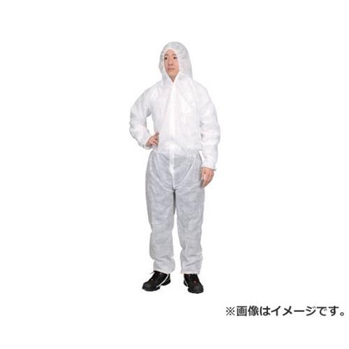 TRUSCO 保護服(1層タイプ) XLサイズ 50着入り TPSBXL [r20][s9-910]