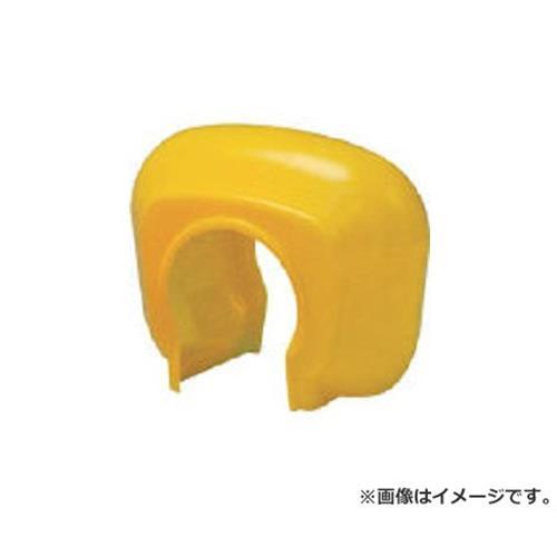 TRUSCO 単管クランプカバー 100個入 イエロー TTCKY [r20][s9-910]