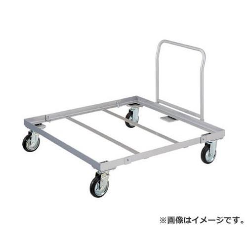 TRUSCO パレット台車 1100x1100 ハンドル付 PLK051111H [r20][s9-920]