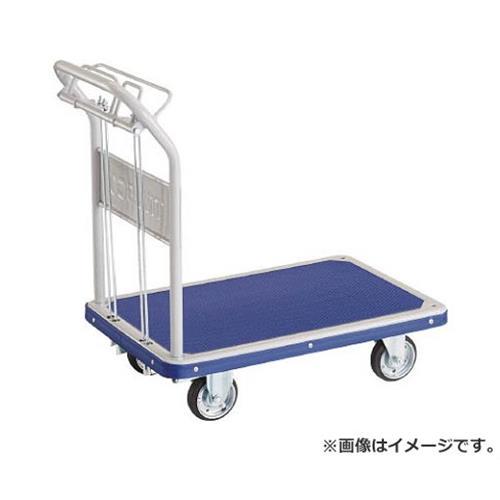 TRUSCO ドンキーカート 固定 810×510 ハンド式 ピン式2輪S付 202NKHBS [r20][s9-910]
