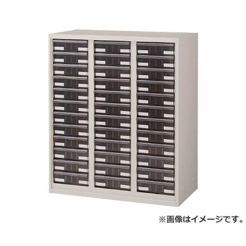 TRUSCO U型壁面書庫 カタログケース 引出A4 深X36 W色 URW1132A [r21][s9-930]