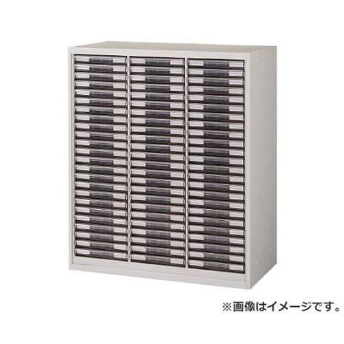 TRUSCO U型壁面書庫 カタログケース 引出B4 浅X72 W色 URW1134B [r21][s9-940]