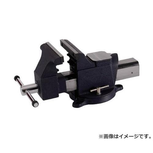 TRUSCO 回転台付アンビルバイス(クイックタイプ)200mm TVRQ200 [r20][s9-910]