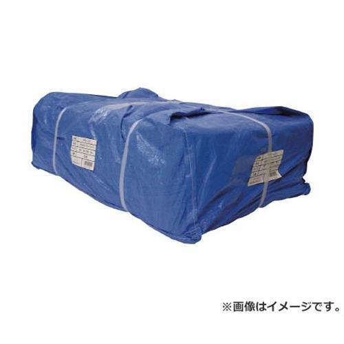 ユタカ シート #3000ブルーシート大畳み 7.2m×7.2m 3枚入 PBZL15 [r22]