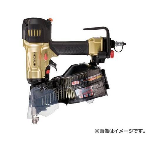 日立 高圧ロール釘打機 メタリックゴールド NV65HR [r20][s9-910]
