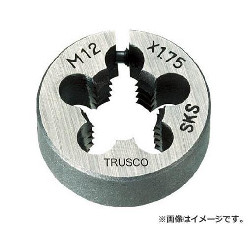 TRUSCO 丸ダイス 63径 M30×3.5 (SKS) T63D30X3.5 [r20][s9-910]