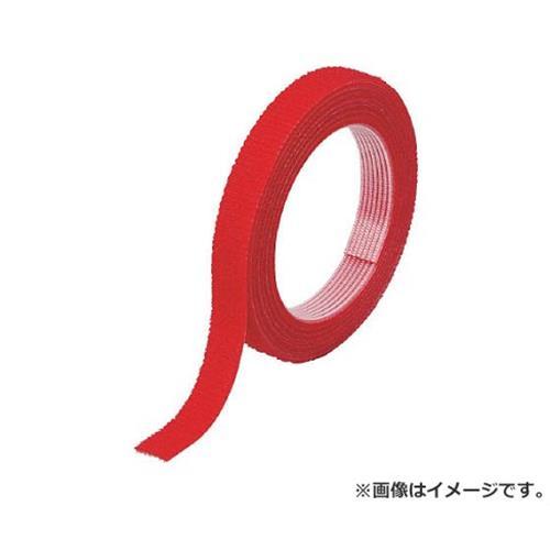 TRUSCO マジックバンド結束テープ 両面 幅40mmX長さ30m 赤 MKT40WR [r20][s9-910]