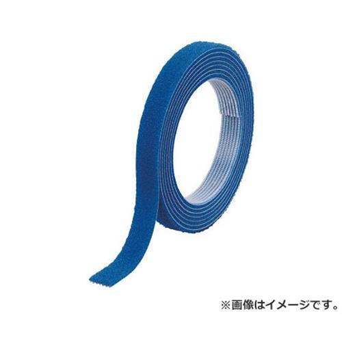 TRUSCO マジックバンド結束テープ 両面 幅10mmX長さ30m 青 MKT10WB [r20][s9-900]