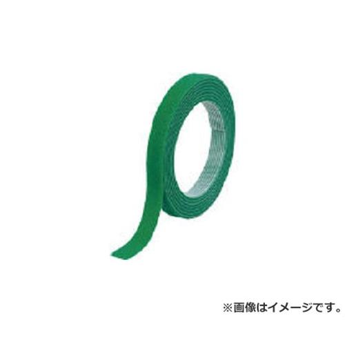 TRUSCO マジックバンド結束テープ 両面 幅40mmX長さ30m 緑 MKT40WGN [r20][s9-910]