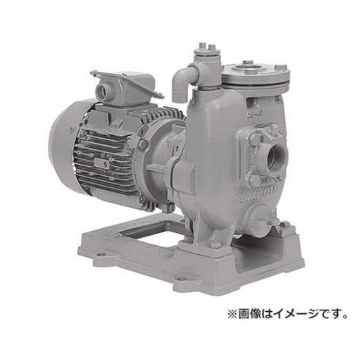 川本 清水用自吸式タービンポンプ GS3405CE1.5 [r21][s9-940]