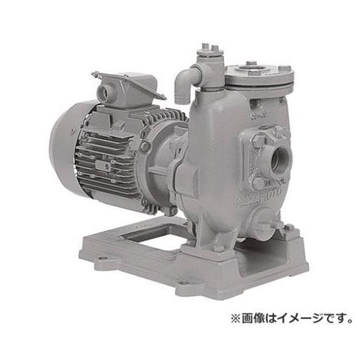 川本 清水用自吸式タービンポンプ GS3506CE3.7 [r21][s9-940]