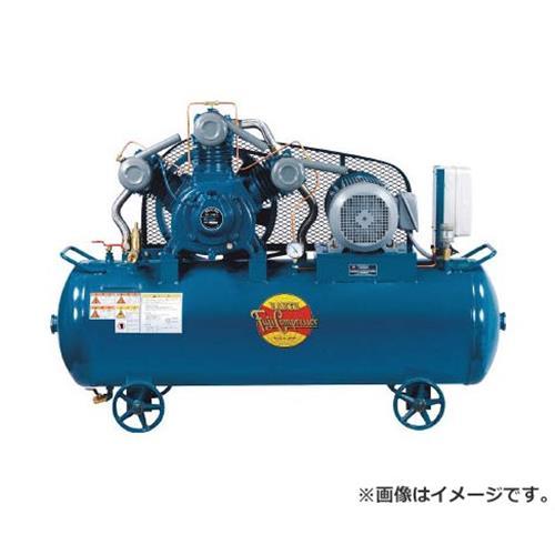 富士 汎用形空冷コンプレッサー3.7KW 60Hz FS37PMT60 [r20][s9-910]