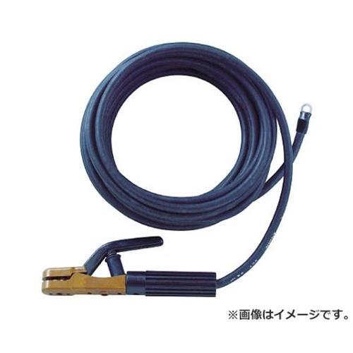 TRUSCO キャブタイヤケーブル ホルダ丸端子付 5m TCT3805KH [r20][s9-910]