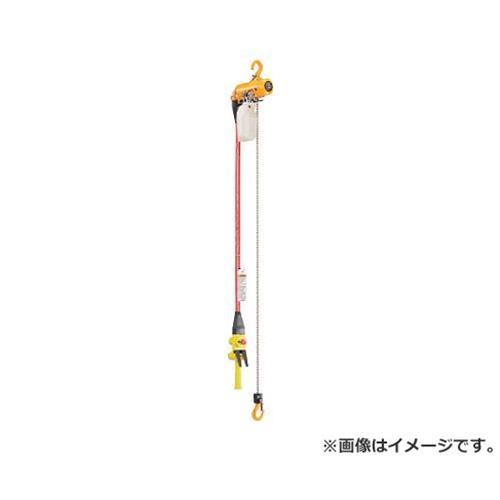 キトー エアホイスト懸垂形(単体:ペンダント方式)標準揚程3m TCSH03PS [r22]
