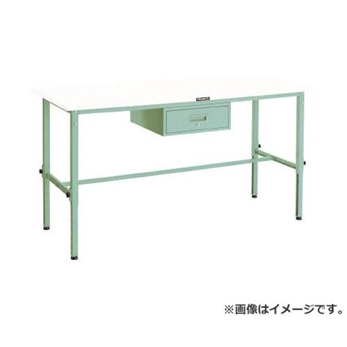 TRUSCO AEM型高さ調節作業台 900X600 1段引出付 AEM0960F1 [r20][s9-920]