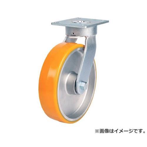 SAMSONG 重荷重用 耐熱ウレタン車(メンテナンスフリー) 自在 200mm TP6687PALPBB [r20][s9-910]