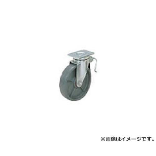 スガツネ工業 重量用キャスター径254自在ブレーキ付SE(200ー139ー456 SUG8810BPSE [r20][s9-930]