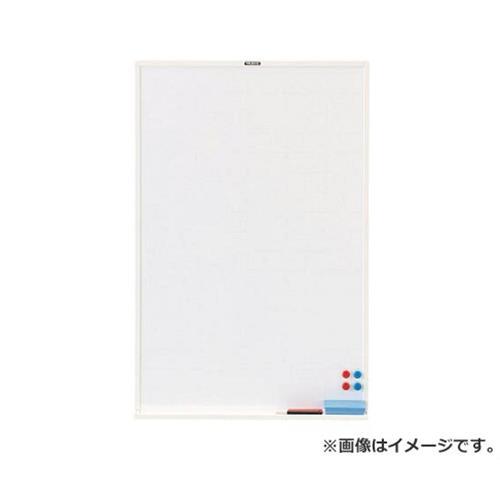 TRUSCO スチール製ホワイトボード 白暗線 ブロンズ 900X600 WGH32SA (BL) [r20][s9-910]