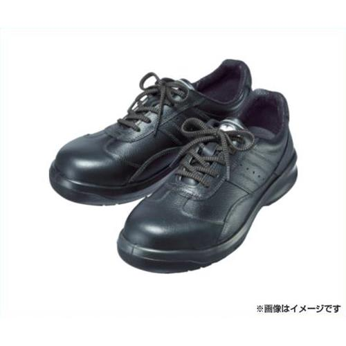 ミドリ安全 レザースニーカータイプ安全靴 G3551 G3551BK26.5 [r20][s9-900]