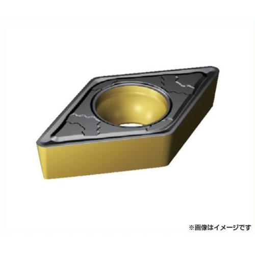 サンドビック コロターン107 旋削用ポジ・チップ DCMT11T308PM ×10個セット (4325) [r20][s9-910]