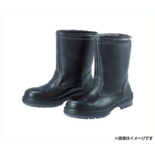 ミドリ安全 ラバーテック半長靴 28.0cm RT94028.0 [r20][s9-910]